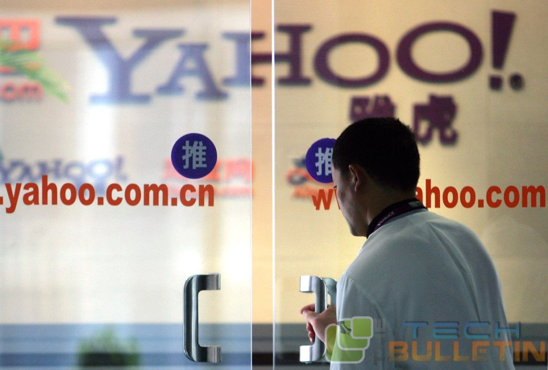 Yahoo shutsdown in china