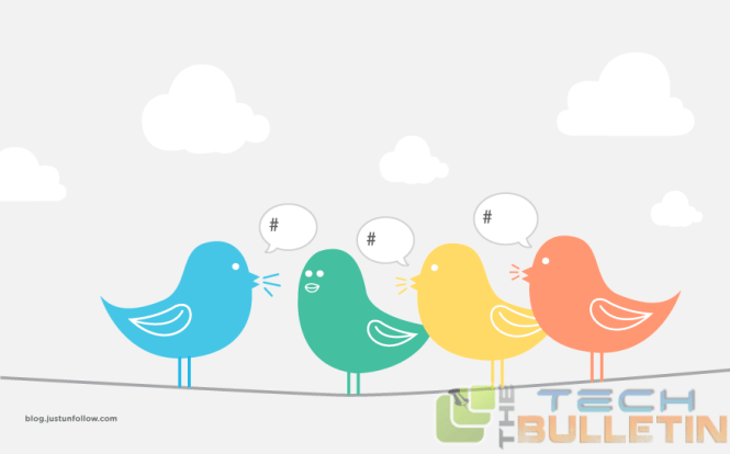 Colourful-Twitter-on-line