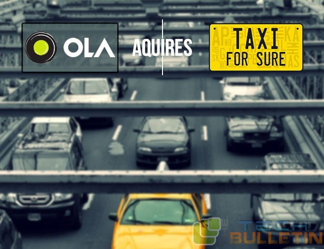 Olacabs-To-Acquire-TaxiForSure