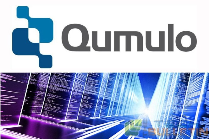 Qumulo intelligent storage