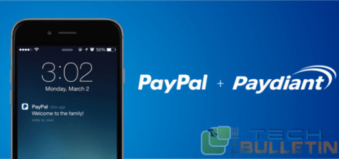 PayPal acquires Paydiant