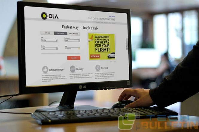 ola-booking-screen