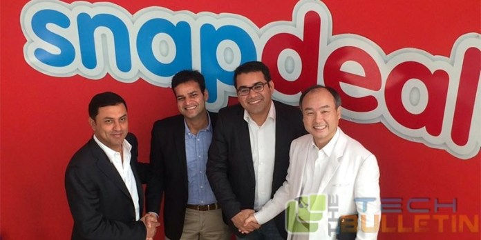 Snapdeal-softbank-funding