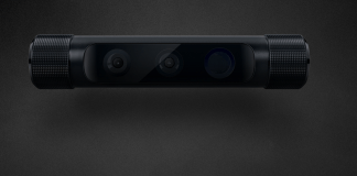 Razer Stargazer webcam