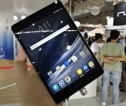 Asus ZenPad 3S 8.0 unveiled with Qualcomm Snapdragon 652 processor