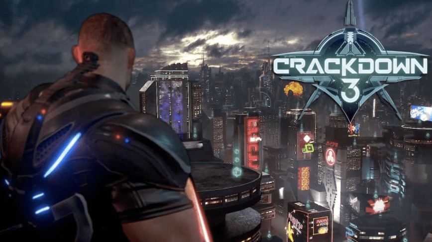 Crackdown 3 Starring Terry Crews Coming Out This November