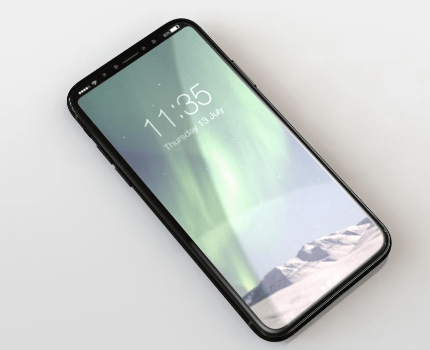 Apple's iPhone 8 Could Have Entered Trial Production