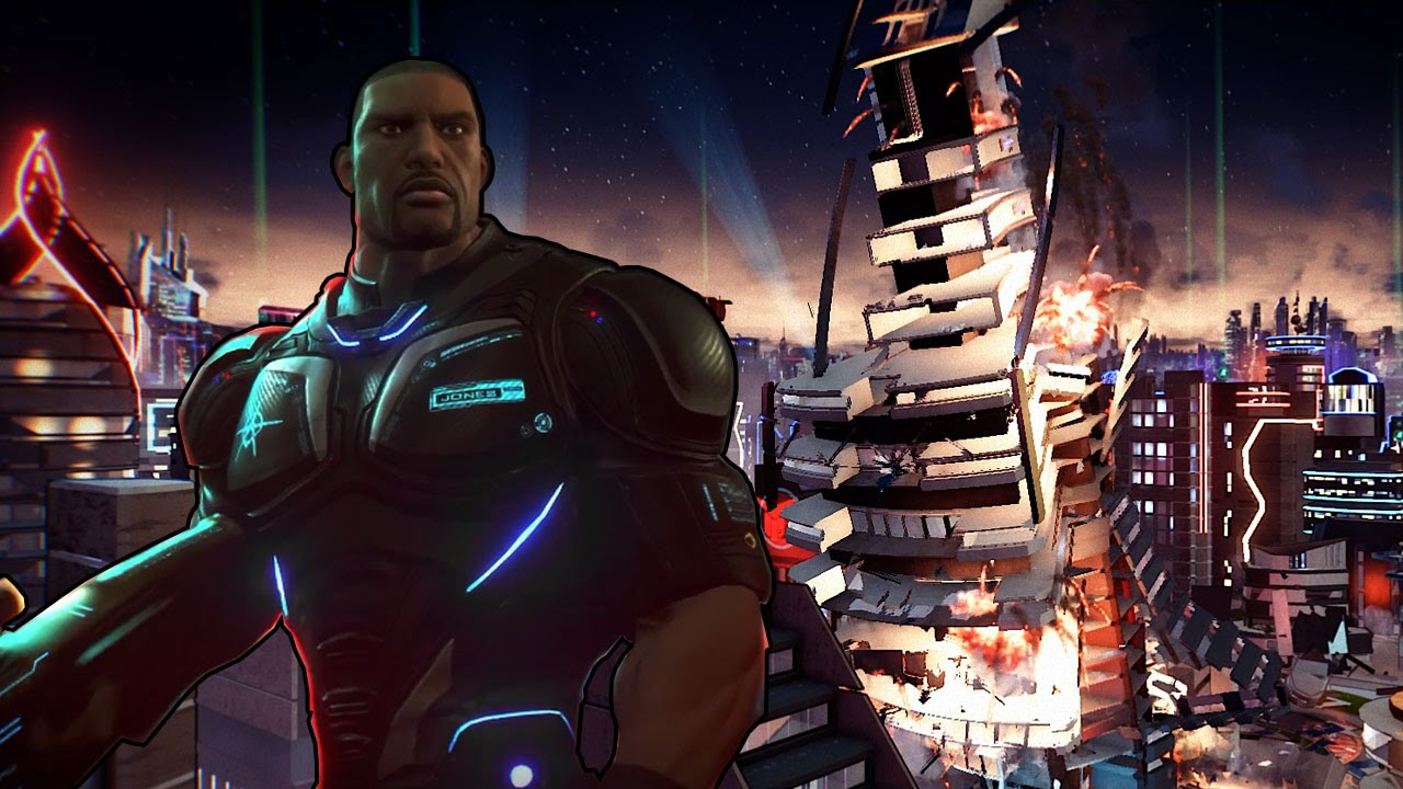 Crackdown 3 Has Been Delayed Until Spring 2018