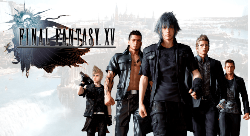 Final Fantasy XV Proves It's the Busiest Game at Gamescom