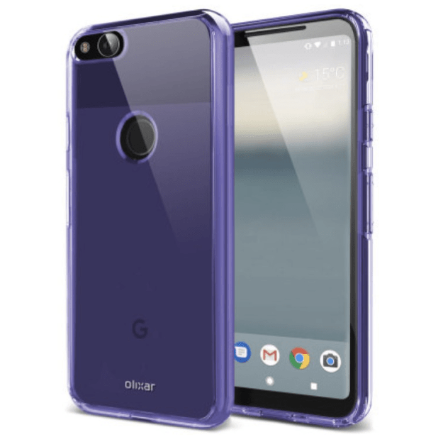 The Google Pixel 2 New Design Leaks!