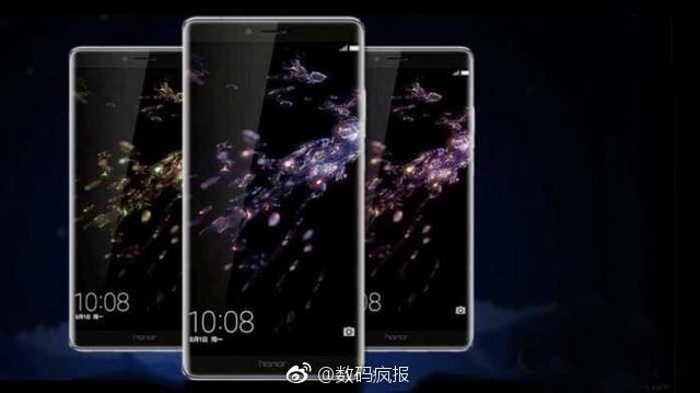 Beautiful Huawei Honor Note 9 to feature dual cameras