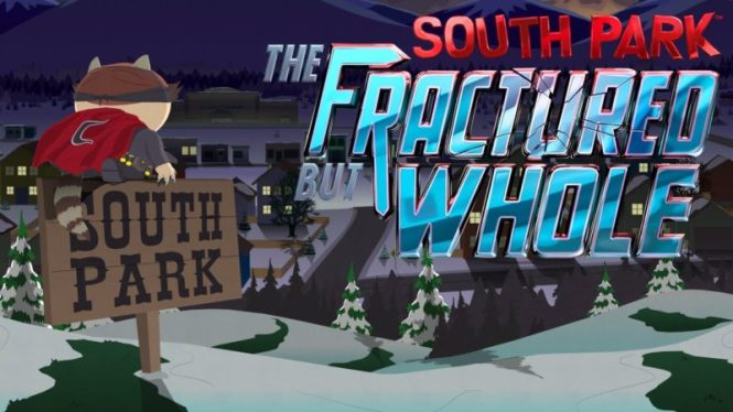 South Park The Fractured Whole