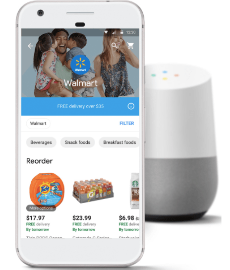 Google Express drops membership requirement, adds Walmart to shopping service