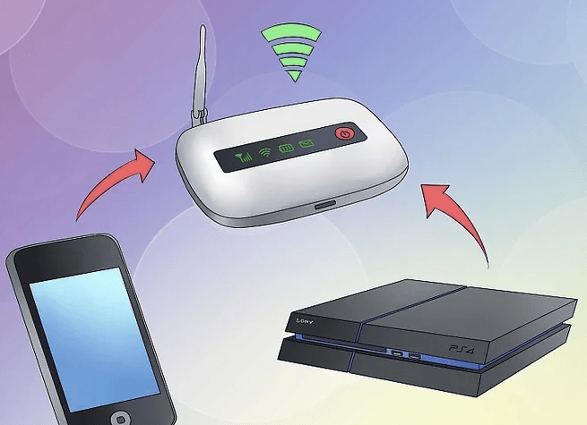 How to Connect Phone to PS4 via USB for File Transfer – The