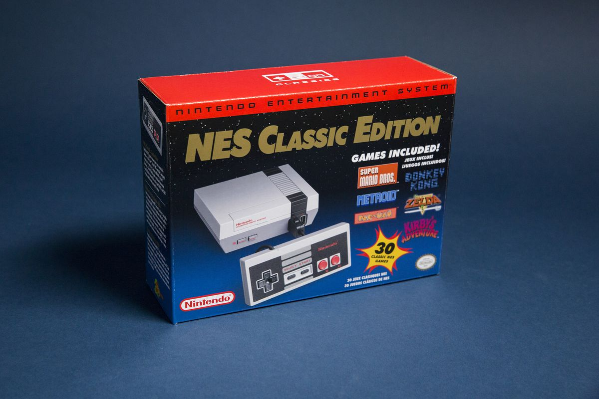 Nintendo Bringing Back NES Classic In 2018
