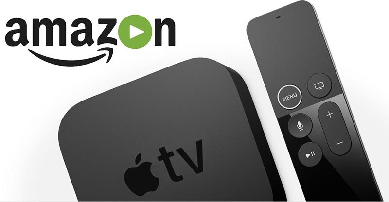 You Can Now Buy The 4K Apple TV On Amazon