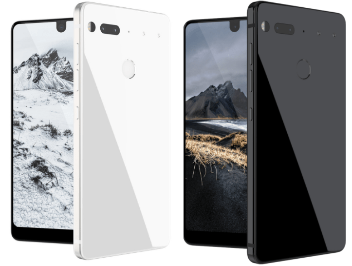 Essential Phone Gets Android Oreo Beta 2