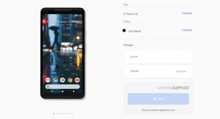 Google Pixel 2 XL fingerprint scanner broken after Oreo 8.1 update