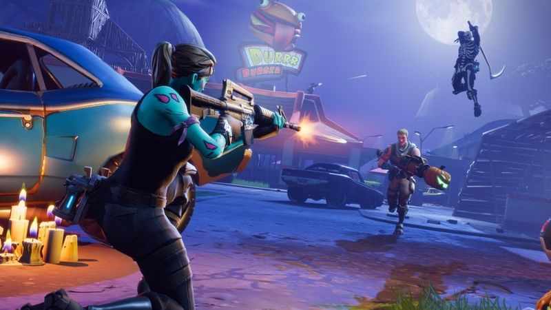 Fortnite Has Become The Most Watched And Streamed Game On