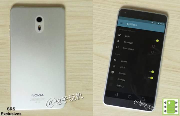 Nokia C1 Smartphone leak reveals new Images - The Techgram
