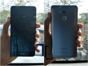 Honor 5C- Front & Back