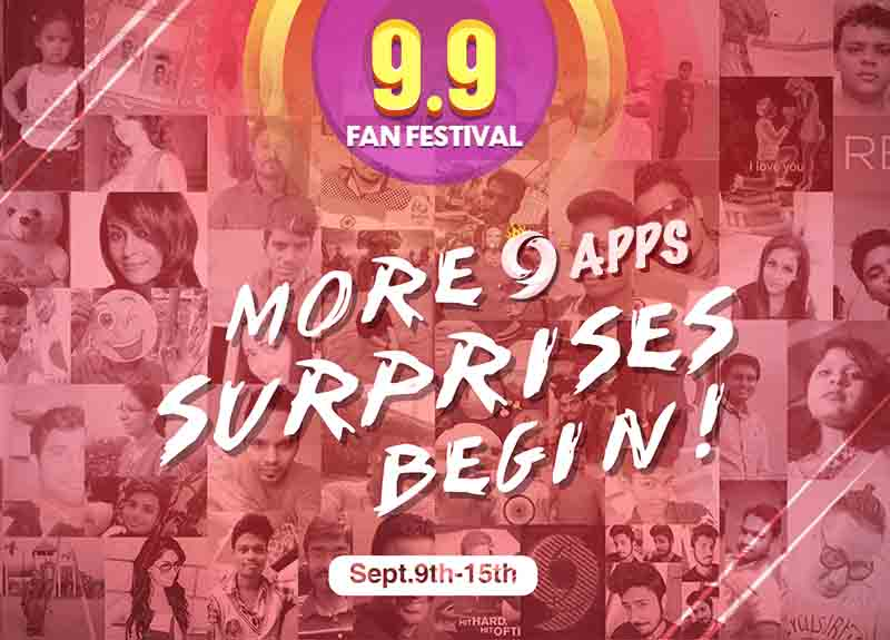 9Apps jabra fan festival