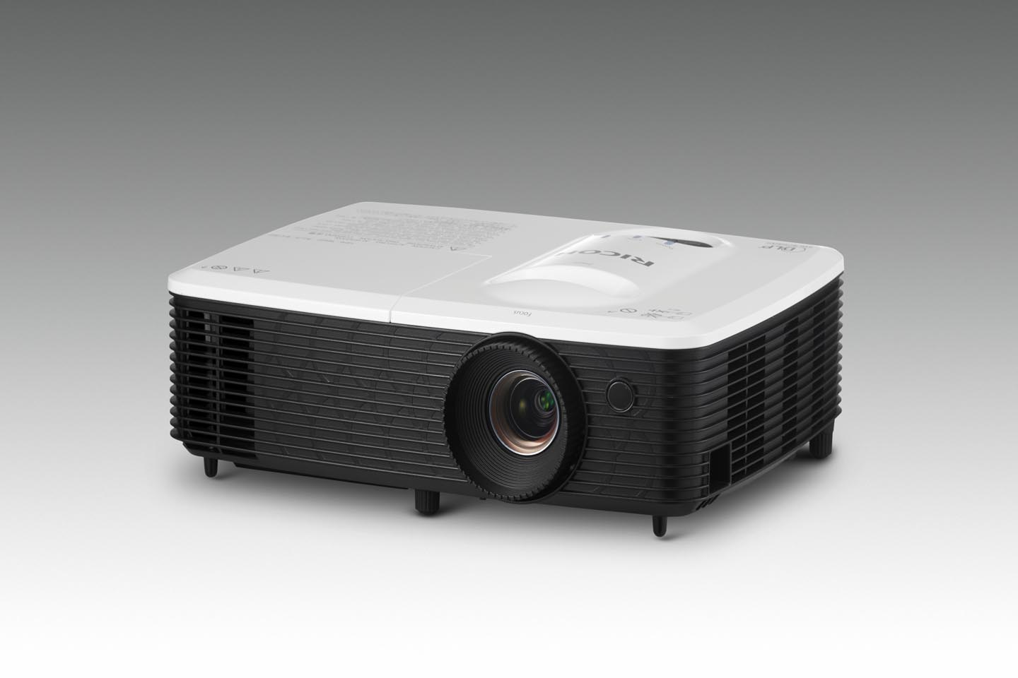 Ricoh launches new series of compact, advanced projectors