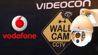 Vodafone, Videocon Wallcam partner for 4G based CCTV solutions