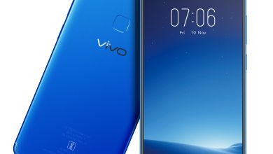 Vivo Launches Vivo V7 Energetic Blue Variant at INR 18,990
