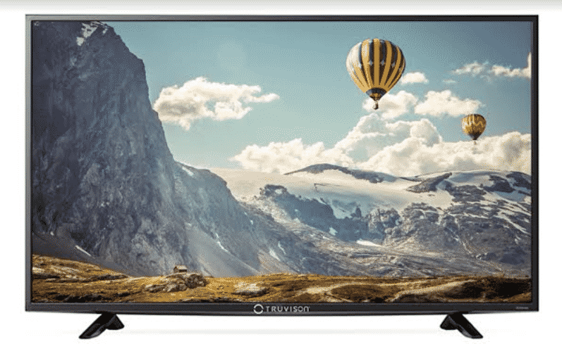 Truvison unveils its Full HD TW5067 – '50-inch TV' priced only for Rs. 40,490/-