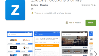 Zoutons launches Coupon app for Shopaholic