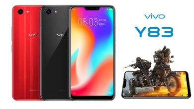 Vivo Y83 With Notched Display And Helio P22 SoC Launched In India