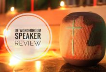 UE Wonderboom speaker review