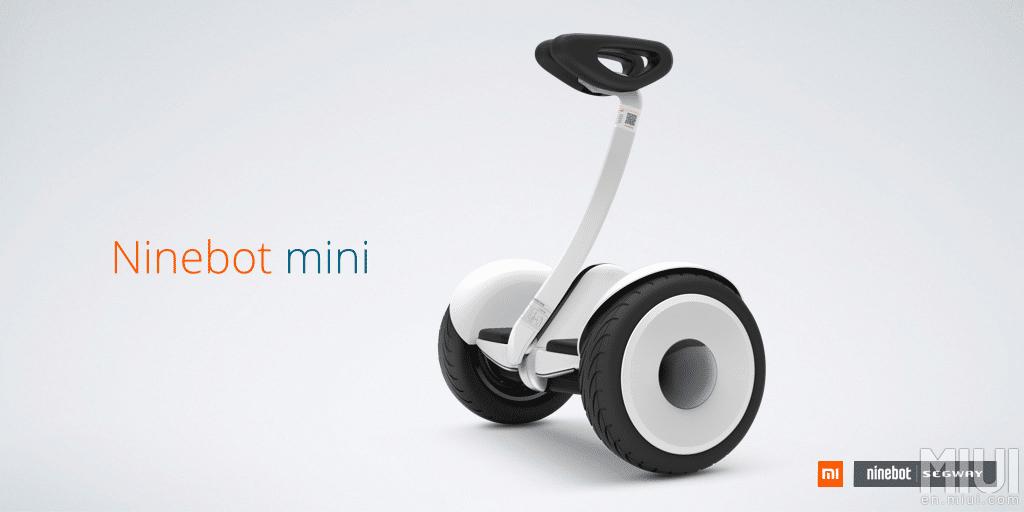 Ninebot Mini Segway 1