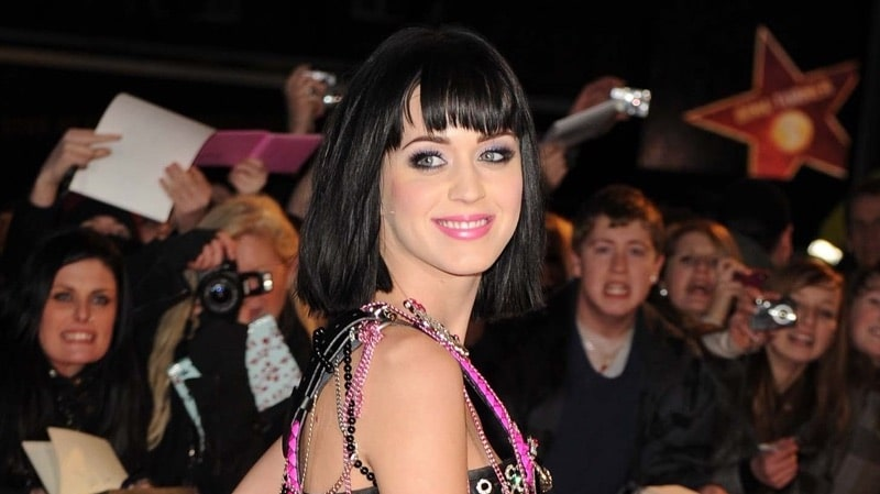 Katy Perry is one of the signatories on the petition to Congress. Pic: Spotlight Press