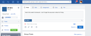 edmodo for learning
