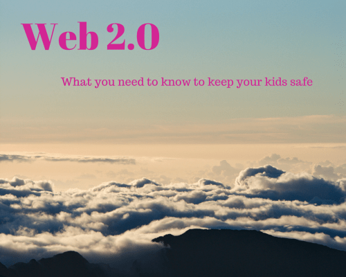 web 2 and cyber-safety children communicate online internet