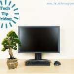 Tech Tip Friday – have you asked your kids this week?