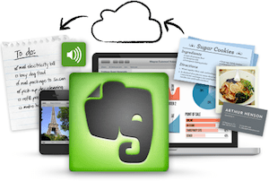 evernote for parents