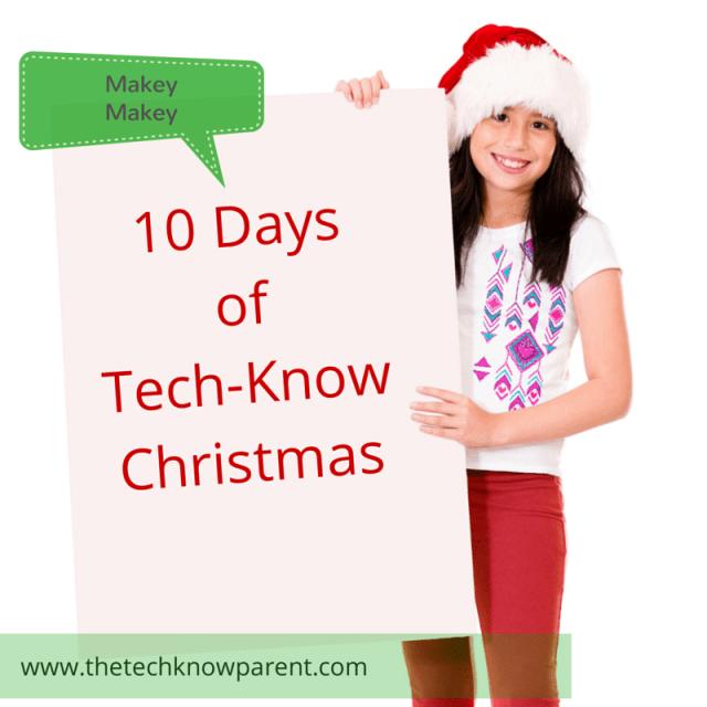 Makey Makey 10 Days ofTech-KnowChristmas