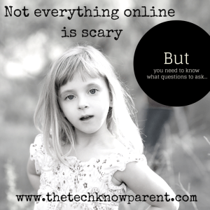 ask your kids today who are your friends online