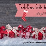 What would YOU like for Christmas this year? 5 great tech-know gift ideas