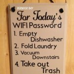 Tech-Tip Friday – Wifi for Chores, would you do this?
