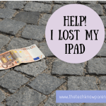 Tech-Tip Friday – How to find your lost iPad