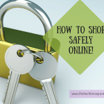 Tech-Tip Friday – How to shop safely online…