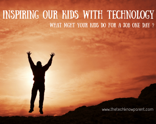 Inspiring our kids with technology