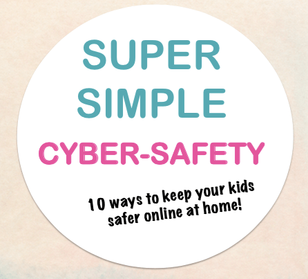 super simple cyber-safety ebook