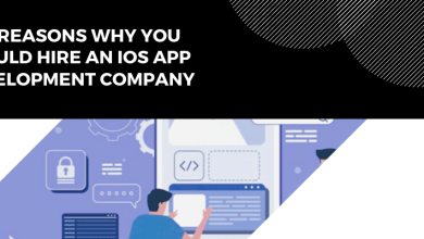 Photo of Top Reasons Why you Should Hire iOS App Development Company