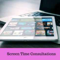 Screen Time Consultations