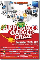 Appliance and Gadgets Craze